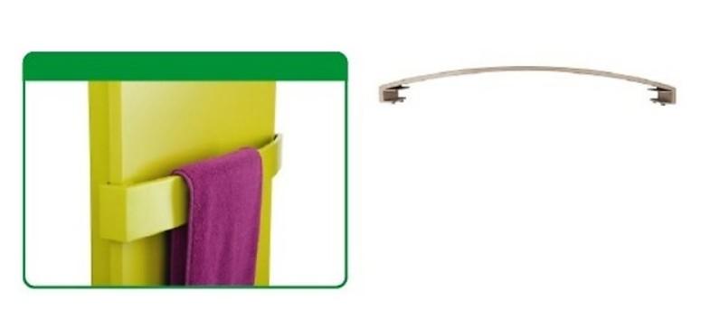 Wieszak na ręczniki do grzejników panelowych - Reling RS3 -