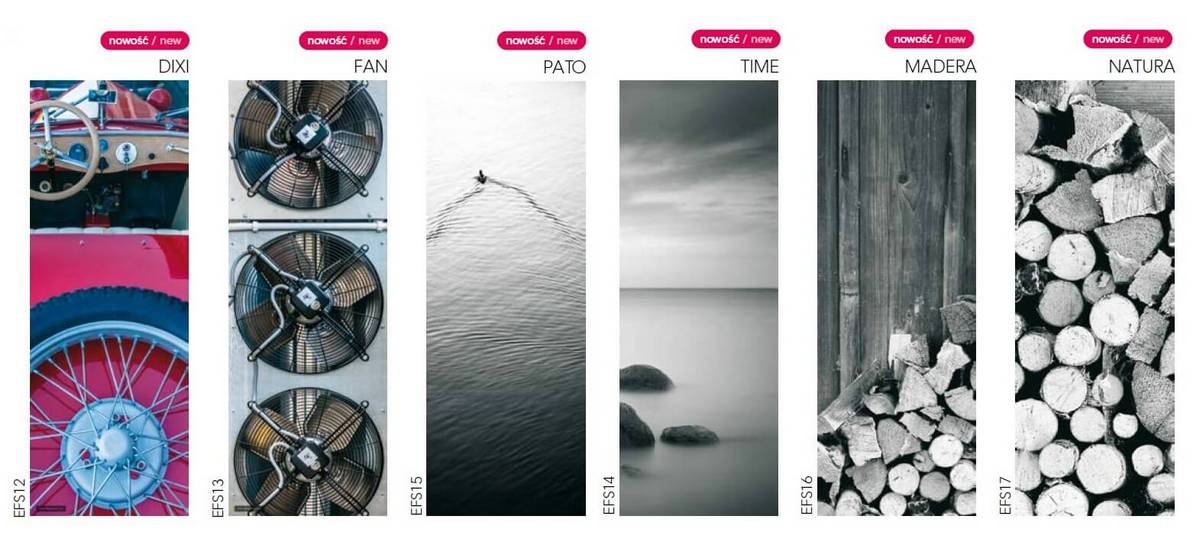 Grzejnik dekoracyjny Instal Projekt Inventio - nowe wzory