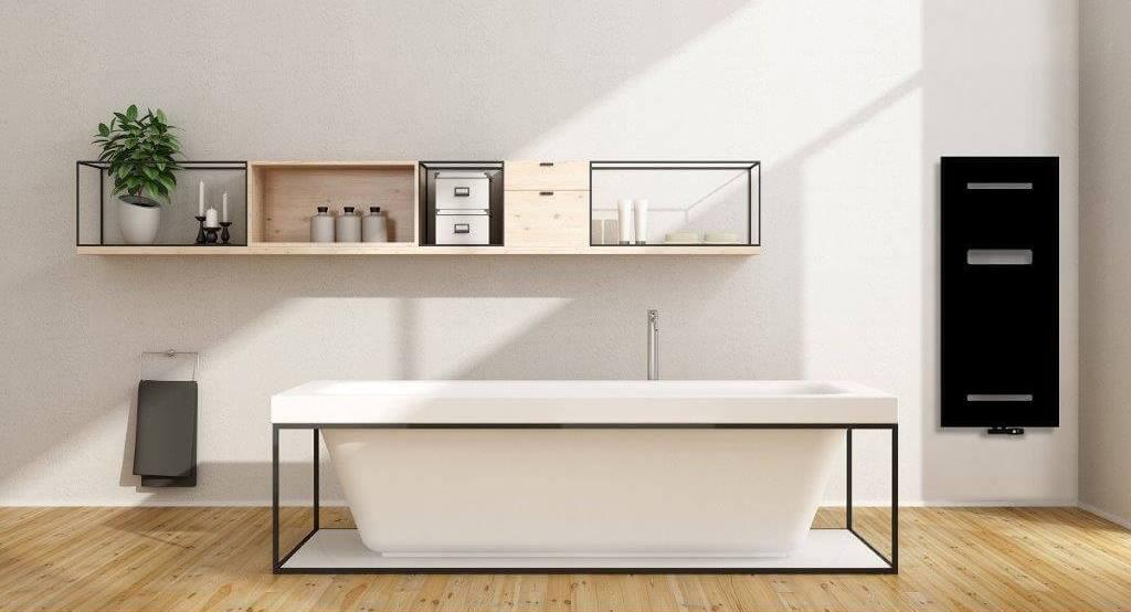 Grzejnik Instal Projekt Sisi aranżacja łazienki