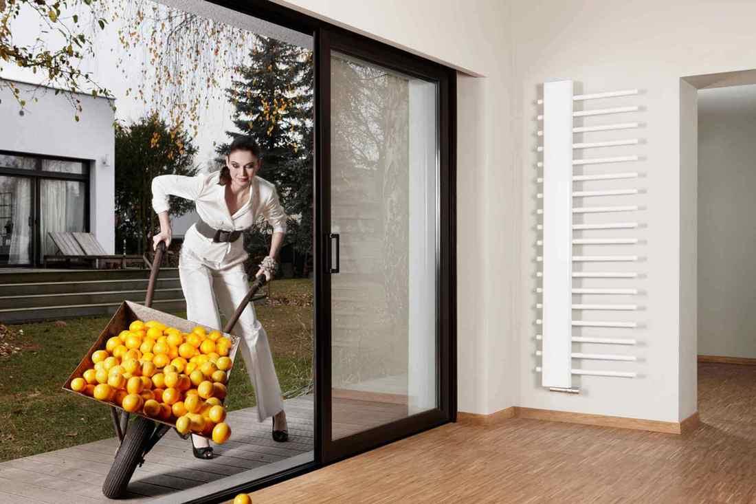 Grzejnik dekoracyjny Instal Projekt Jazz