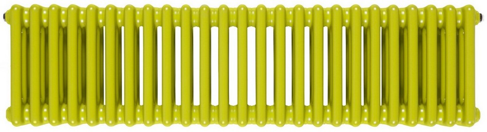 grzejnik modułowy zielony