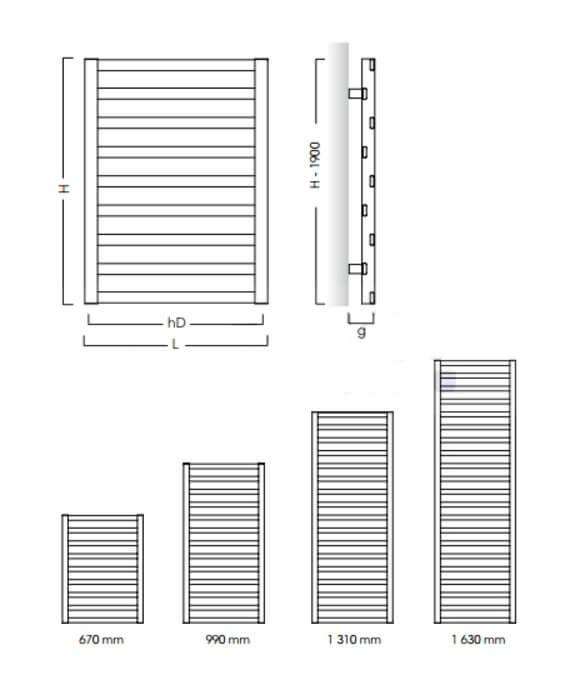 Grzejniki Instal Projekt Poppy schemat