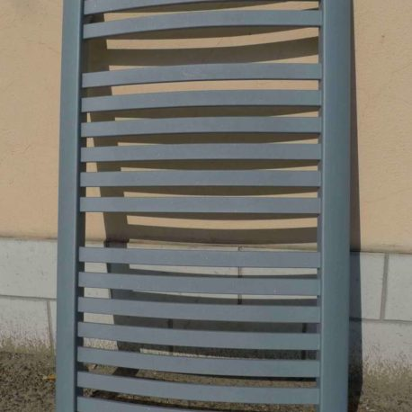 Grzejnik Torino szary foto