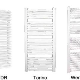 Grzejniki łazienkowe różne wzory